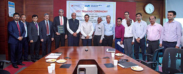 Datamatics-wins-Automated-Fare-Collection-contract-for-Mumbai-Metro-Line-1