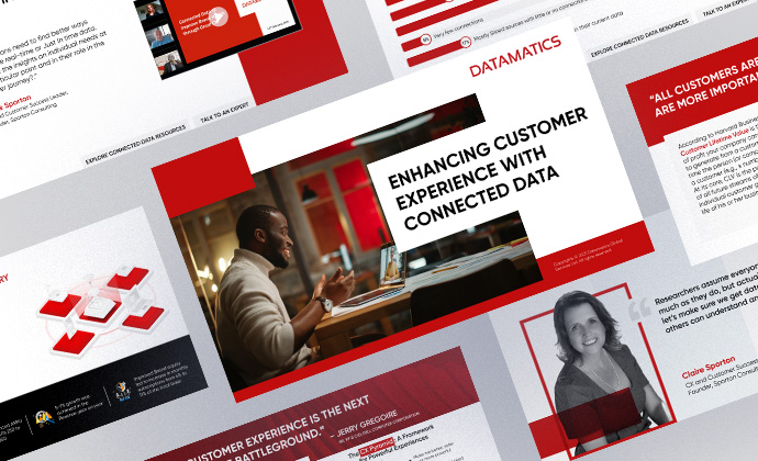 White Paper   Enhancing Customer Experience with Connected Data
