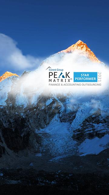 Everest PEAK Matrix for F&A 2021