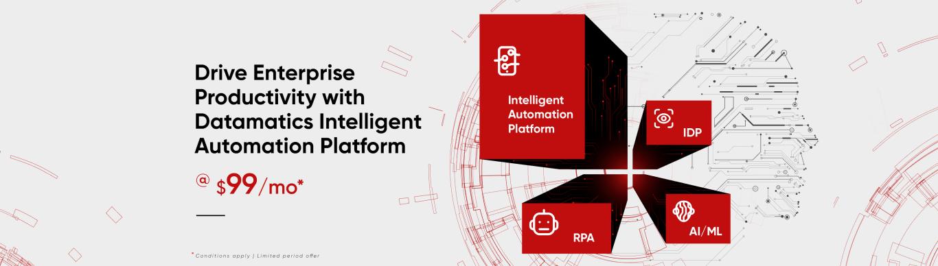 Enterprise Productivity with Intelligent Automation