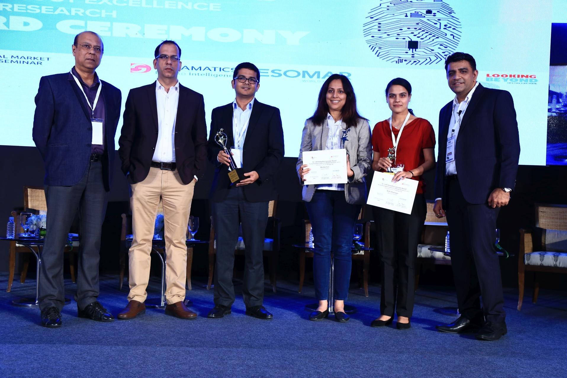M Foi Dr. Lalit Kanodia Laureate Award