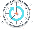 3 days to 30 minutes Reduction in response time to vendors