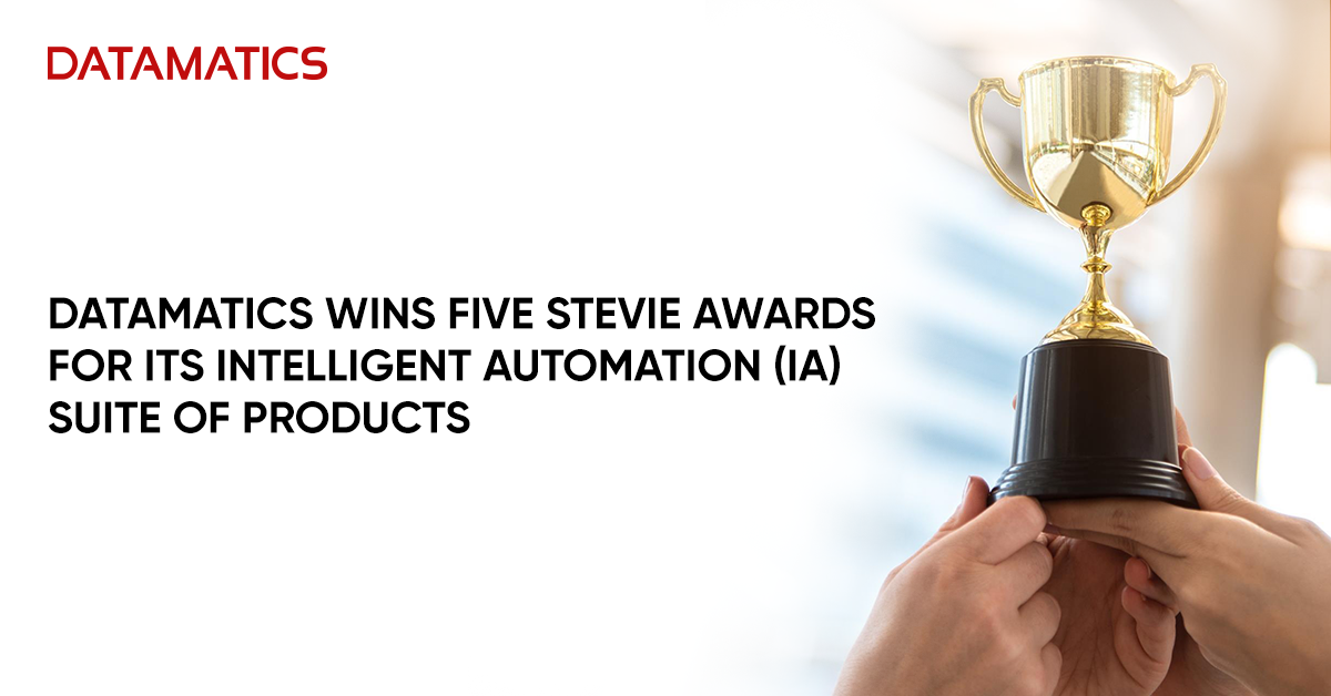 linkedin-Datamatics-wins-Five-Stevie-Awards-for-its-Intelligent-Automation-(IA)-Suite-of-Products