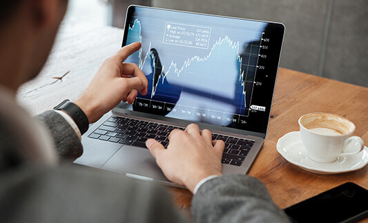Cryptocurrency Trading App for a Leading Binary Options Broker in Australia