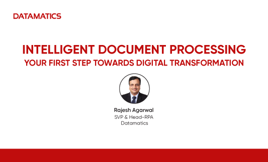 IDP - Your First Step Towards Digital Transformation Webinar