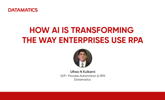 How AI Is Transforming The Way Enterprises Use RPA Webinar