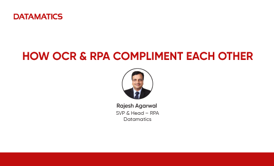 How OCR & RPA Complement Each Other Webinar