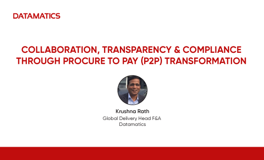 Collaboration, Transparency & Compliance Through P2P Transformation Webinar