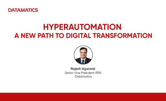 Hyperautomation - A new Path to Digital Transformation Webinar