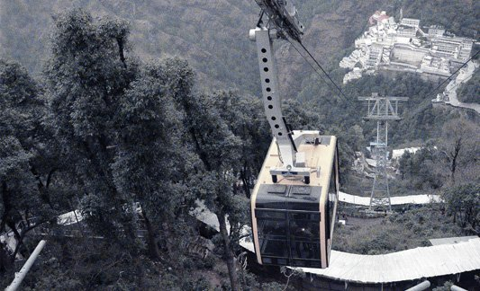 AFC System For Shri Mata Vaishno Devi Shrine