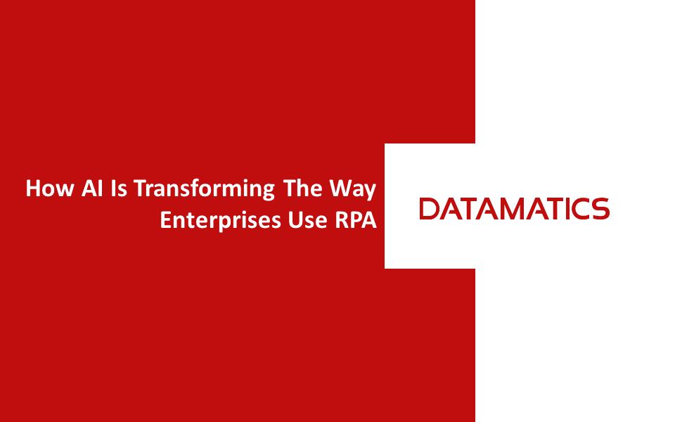 AI + RPA webinar