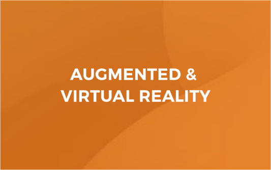 Augmented & Virtual Reality
