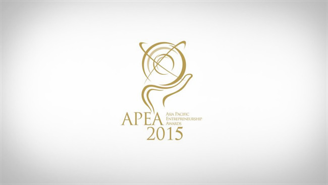Asia Pacific Entrepreneurship Award 2015