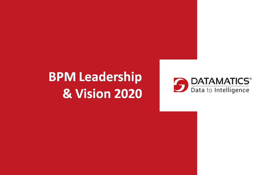 BPM Leadership & Vision 2020