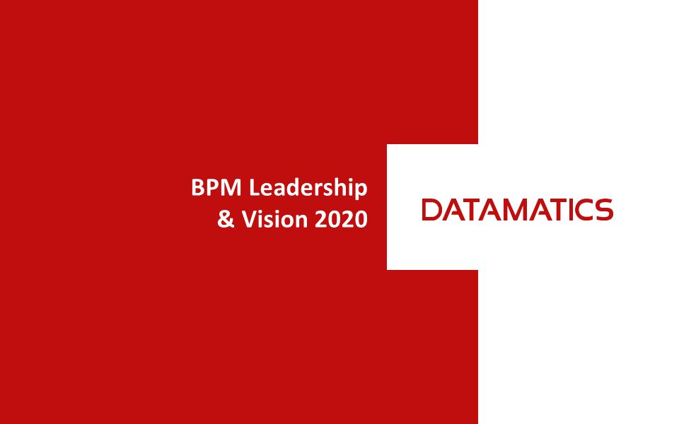 BPM leadership webinar