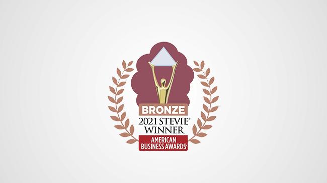 Datamatics TruBot won Bronze Stevie Award at the American Business Awards