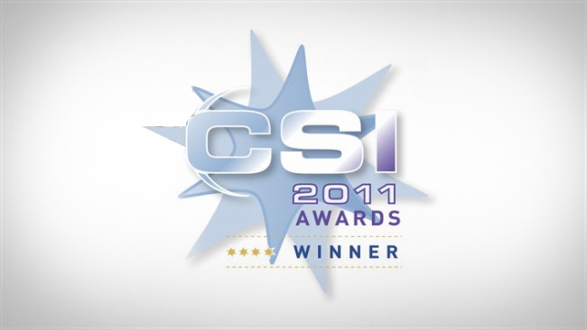 CSI 2011 Award for Excellence in IT