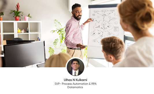 Setting Up a Center of Excellence (CoE) for RPA Webinar