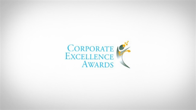 Corporate Excellence Awards 2013
