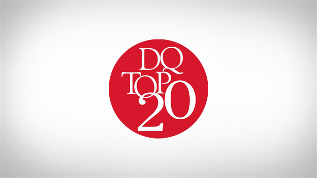 DQ top 20 2012
