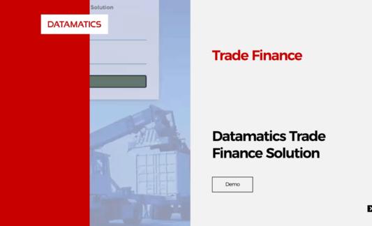 Datamatics Trade Finance Solution Demo