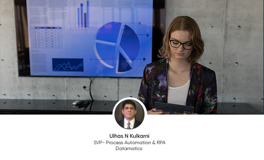 Digital Transformation Using Robotic Process Automation Webinar