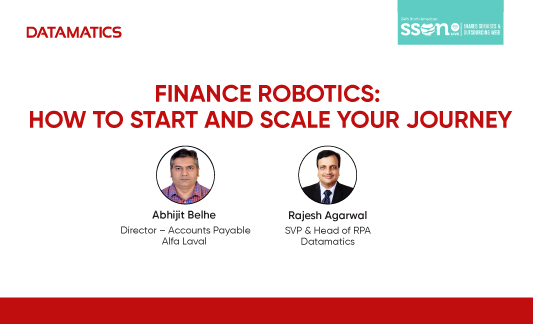 Finance Robotics: How to Start & Scale your journey