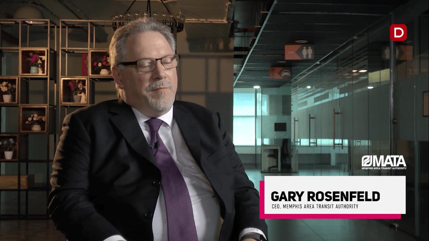 Gary Rosenfeld, Chief Executive Officer, Memphis Area Transit Authority (MATA)