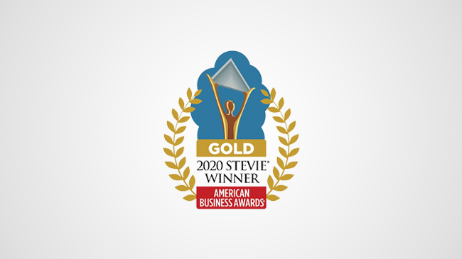 Gold-Stevie-Award-at-the-American-Business-Awards®-2020