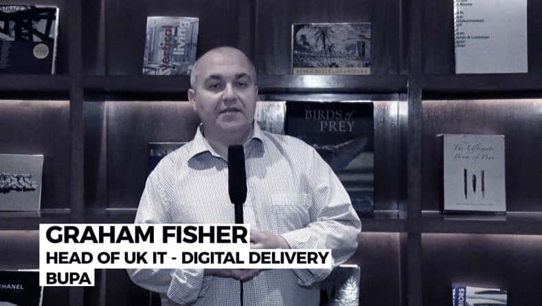 Client Testimonials - Graham Fisher, Head – Information Technology, BUPA