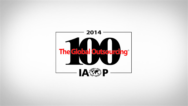IAOP Global Outsourcing 100 2014