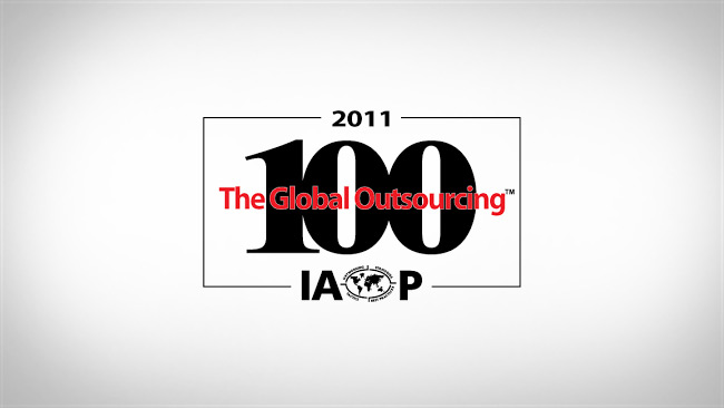 International Association of Outsourcing Professionals (IAOP) 2011