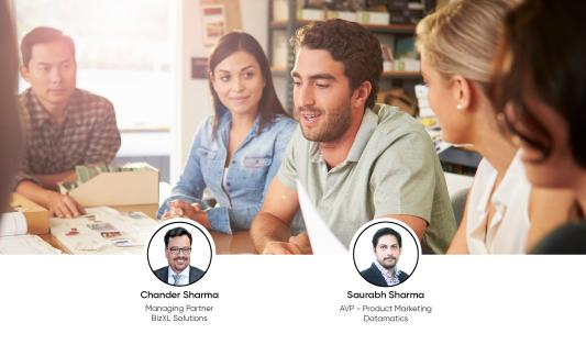 Lean Automation & Processes Improving Business Efficiency  webinar