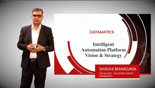Intelligent Automation Platform Vision & Strategy Thoughtcast