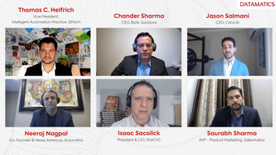 Future of Automation Thoughtcast