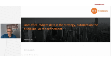 OneOffice - Where Data Is The Strategy, Automation The Discipline, AI The Refinement thoughtcast
