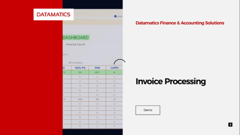 Invoice Processing Demo