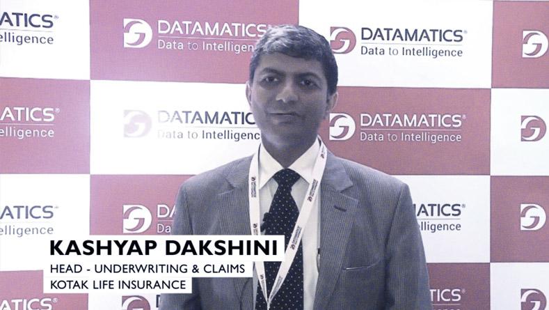 Testimonial - Kashyap Dakshini - Head - Underwriting & Claims, Kotak Life Insurance