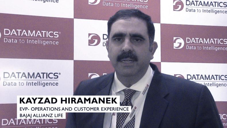 Testimonial - Kayzad Hiramanek - EVP- Operations, Bajaj Allianz Life