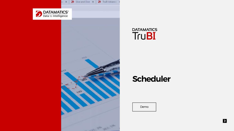 Datamatics TruBI, Business Intelligence (BI) Advanced Visualization Demo Video