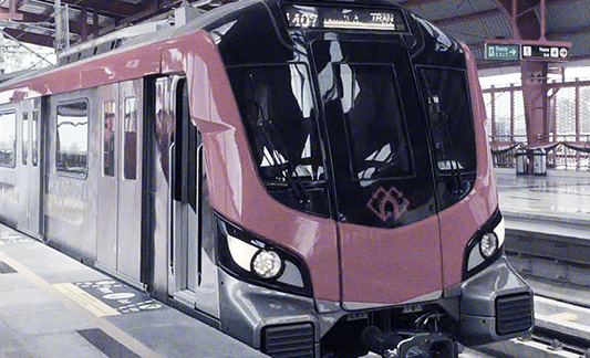 Automated Fare Collection System for Lucknow Metro