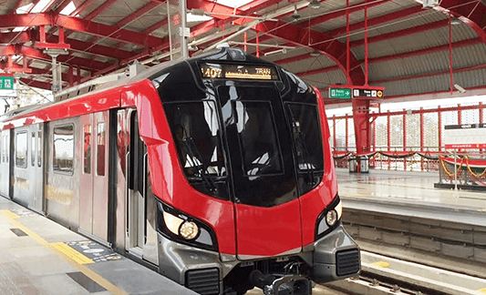 Automated Fare Collection For Lucknow Metro Brochure