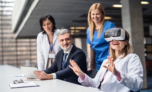 Augmented Reality and Virtual Reality Solutions