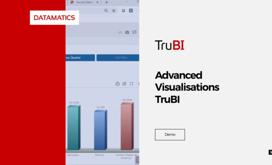 screenshot Advanced-Visualisations-TruBI-1