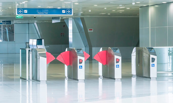 Automated Fare Collection AFC system